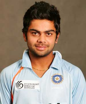 virat  - Virat Kohli Star Player