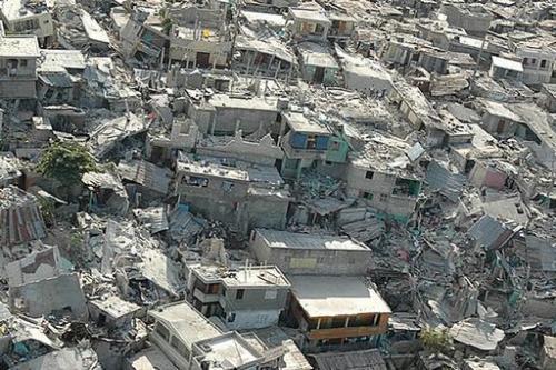 Haiti's terrible earthquakes - Haiti's terrible earthquakes.