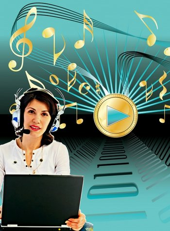 Music, listening to music at home, music at other  - Listening to music could be done at home or by visiting a concerts.