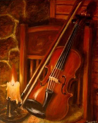Violin - The violin is the most expressive instrument for me.