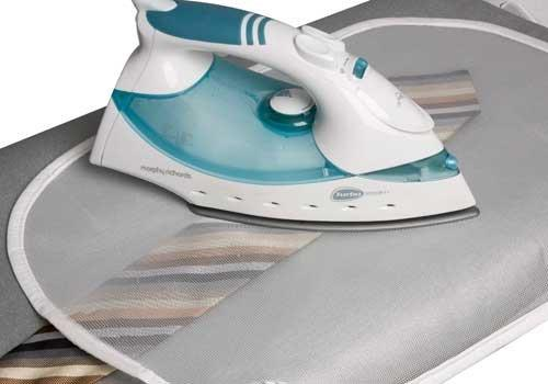 ironing clothes - daily duty