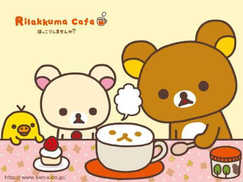 rilakkuma - japanese charater Rilakkuma and friends