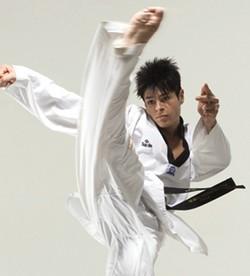 Taekwondo - Taekwondo guy.