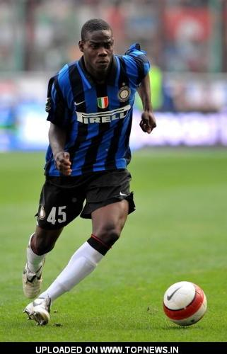 Super Mario Balotelli - The best player in Italy!!!