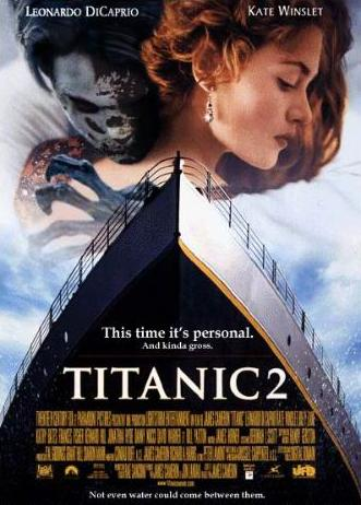 Film Titanic 2 streaming vf