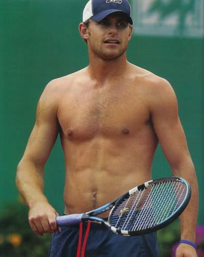 andy roddick shirtless. shirtless tennis - andy