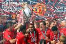 champions - manchester united once again will win the title in barclays primier league