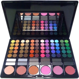 Fake product - This is an imitation of the 78 palette sold online.... take note it closely resembles the 78 coastal scents palette!