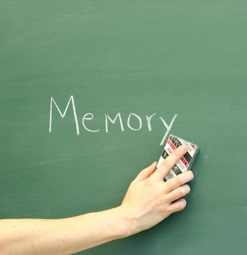 Hard to foget - How easy it would be if we are able to switch off the bad memories instantly.
