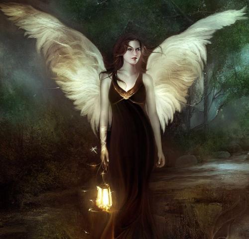 angel dark - angel