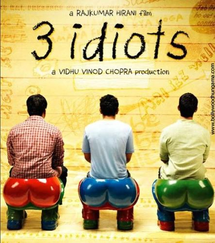 3 Idiots or My Name Is Khan...? - 3 Idiots or My Name Is Khan...?