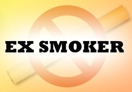 No smoke anymore! - Stop smoking!