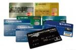 ATM cards  - Few ATM/debit cards