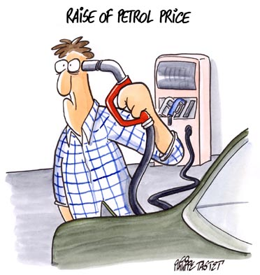 Petrol diesel prices set to go up from April 1 - hi friend,  You might have heard that Petrol and diesel prices are again going to be increased by government. Petrol price in cities may go up by Rs 0.41 per litre and diesel by Rs 0.26 a litre from April one when cleaner Euro-IV grade auto fuel will be replaced.  Share your views about it.