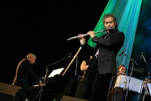 music concert - concert photo that happen to jazz festival