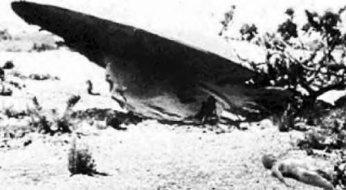 roswell ufo incident. Roswell UFO Crash?