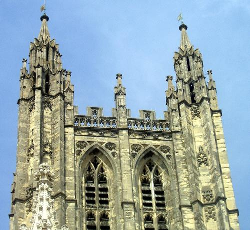The Canterbury Cathedral - Is this a place of worship or a palace of worship