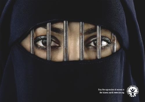 Burka - It is cage for women