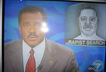 embarassing moment - as a news presenter, can you still continue with the news presenting?