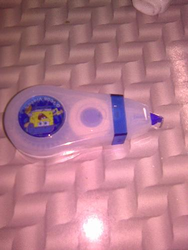 correction tape - This is correction tape