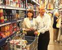 life - President to shopping with his wife