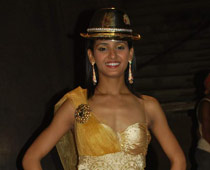 Shakti Mohan .. The Dancing Star - The winner of the Dance India Dance Season 2