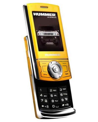 cellphone - hummer cellphone