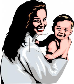 mothr & baby - celebrating mother's day