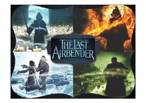 The Last Airbender - A movie from an awesome anime :)