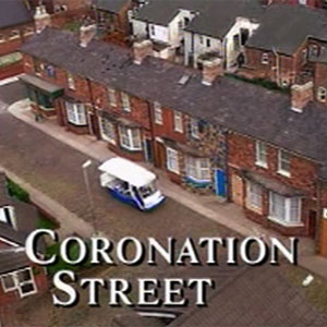 Coronation Street - Coronation Street is my favourite of all the soaps.