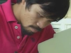voting, and winning? - Manny Pacquiao exercising his right to be a part of history.