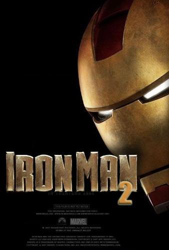 Iron Man 2 - iron man 2 poster