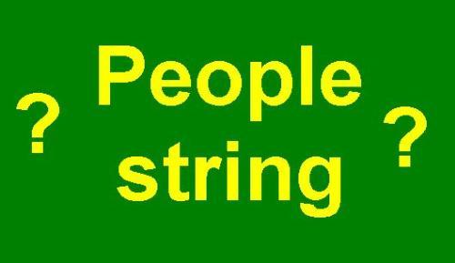 Money - Peoplestring