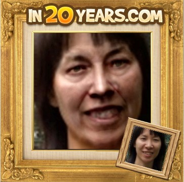 Jing's Photo - my look after 20 years later