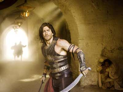 Prince of Persia: Sans of Time - Jake Gyllenhaal the lead role in Prince of Persia: Sands of Time movie adaptation of the world renowned videogame franchise Prince of Persia series. The movie is produces by Disney Pictures and slated to release this third quarter of 2010.