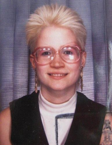 Tags: 1980s , bad hair , hairstyle , haircut , blonde