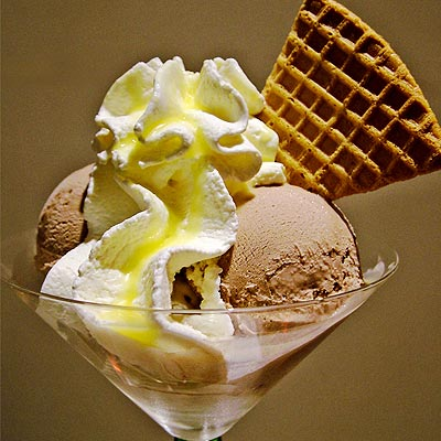 ice cream - HEALTHY or UNHEALTHY?