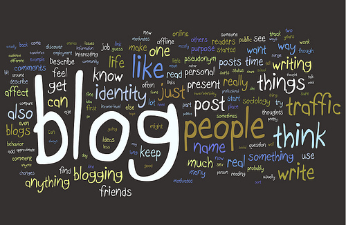 blog writing is the best tool to show the world wh - one must write his blog