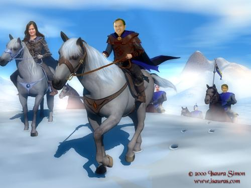 family date  - I just edited this photo. me and my family were riding horses. It is a picture of giving time for the family