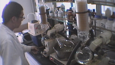 Making a nightmare - Manufacturing these drugs is on an industrial scale
