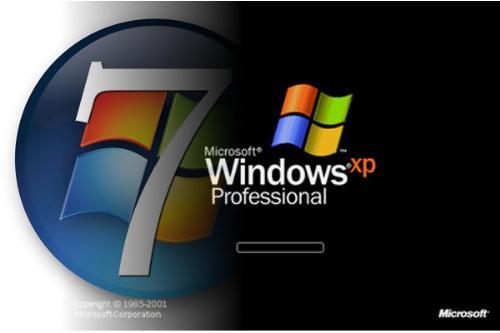 Logo - Windows 7 and XP