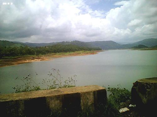Barapani, Shillong - A nice beuty spot