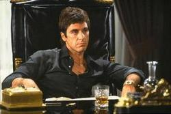 scarface - I like so much tony montana in this film!!