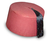 """Fez - """"It's a fez. I wear a fez now. Fezzes are cool""""."""