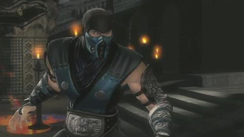 Mortal Kombat - new MK