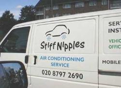 Air Conditioning Van - Air Conditioning Van