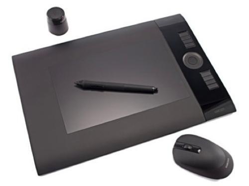 Pen Tablet - Pen Tablet Picture: http://zedomax.com/blog/wp-content/uploads/2009/03/intuos-4-pen-tablet.jpg