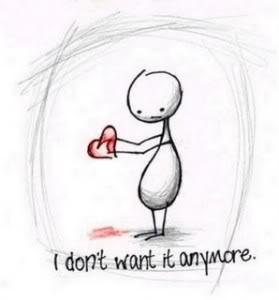 Broken Heart - Emo Broken Heart