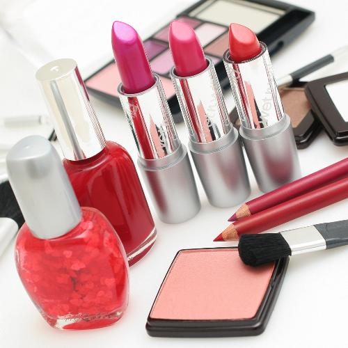 make up kit - A picture of make up kit