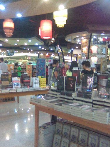 Powerbooks - This is my favorite store.